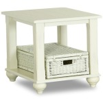 International Basket For Occasional Tables