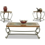 Klaussner 3 Pack Tables