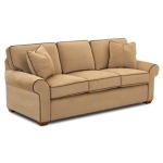 Patterns Innerspring Queen Sleeper Sofa