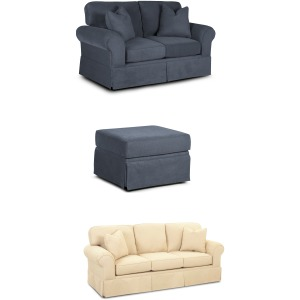 Woodwin 3PC Living Room Set