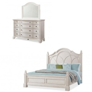 Jasper County 3 PC King Bedroom Set