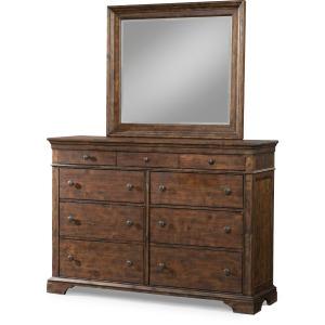 Daisy Dresser & Mirror