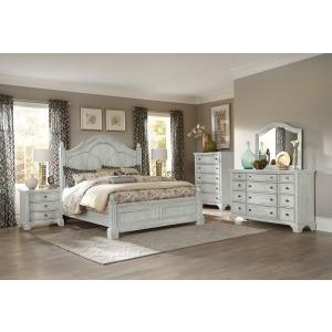 Jasper County 4 PC King Bedroom Set