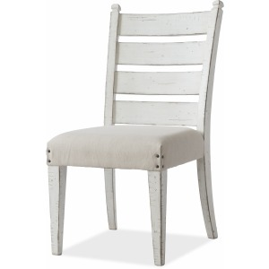 Coming Home Side Chair - Chalk