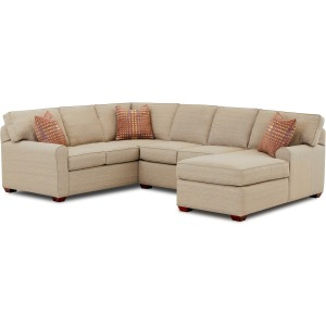 Hybrid 3 PC Sectional