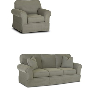 Woodwin 2PC Living Room Set