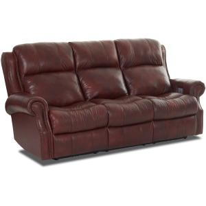 Vivio Power Reclining Sofa w/Power Headrest