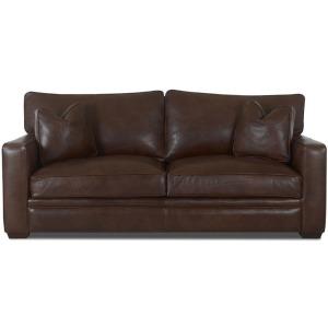 Homestead Leather Sofa