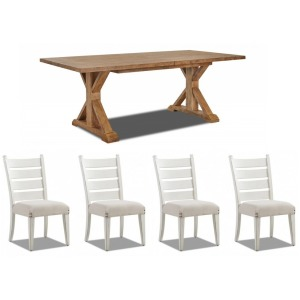 Homecoming 5 PC Dining Set