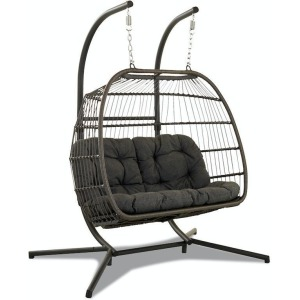 Leisure Items Double Swing and Stand