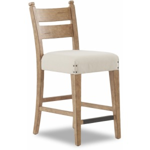 Coming Home Counter Height Chair - Wheat