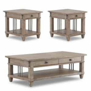 Reflections 3 PC Occasional Table Set