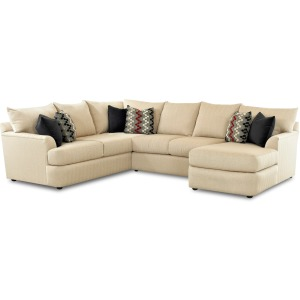 Findley 3 PC Sectional