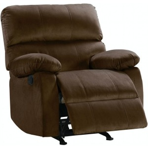 Camargo Recliner - Morton Chocolate
