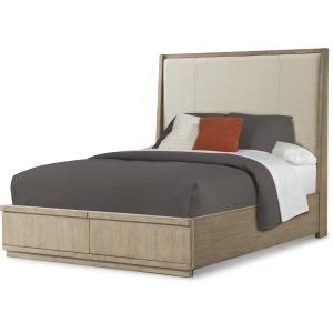 Melbourne King Storage Bed