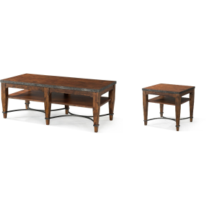 2PC Ginkgo Occasional Table Set