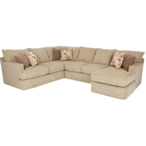 Oliver 4 PC Sectional