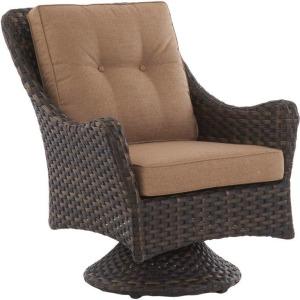 Bayley Swivel Rocking Chair