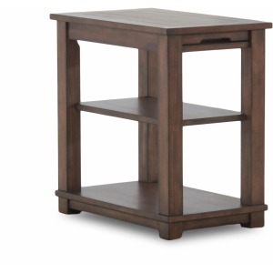 Wedgeland Chairside Table