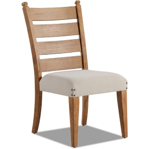 Coming Home Gathering Side Chair - Wheat