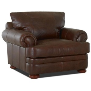 Montezuma Chair With Leather