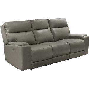 Santana Power Reclining Sofa with Power Headrests