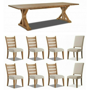 Coming Home 9 PC Dining Set