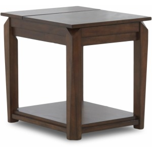 Wedgeland End Table