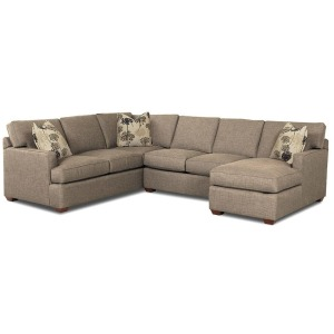 Loomis Fabric Sectional