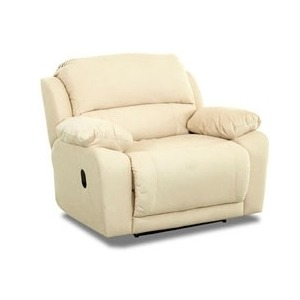 Charmed Reclining Big Leather Chair