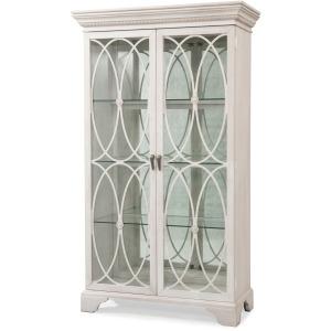 Jasper County Curio Cabinet