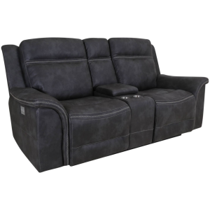 Huxley Power Headrest Loveseat