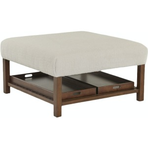 Elliot Square Cocktail Ottoman