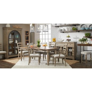 Nashville 7 PC Dining Set