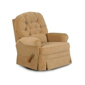 Ferdinand Swivel Gliding Reclining Chair