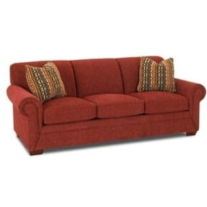 Fusion Innerspring Queen Sleeper Sofa