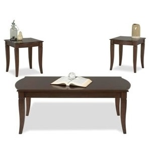 Medalion 3 Table Pack, 2 End Tables and 1 Cocktail Table