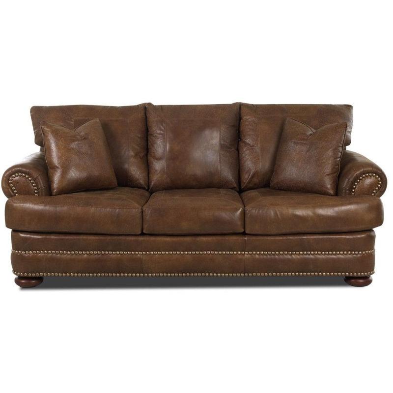 Montezuma Sofa w/Lthr LD43800-10 S