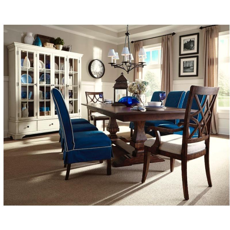 Chair W/ Slip Cover