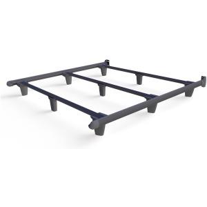 EmBrace™ Bed Frame - King / Grey