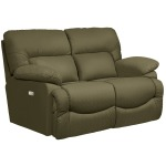 Asher PowerRecline La-Z-Time Full Reclining Loveseat