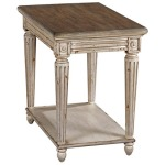 Southbury Charging Chairside Table