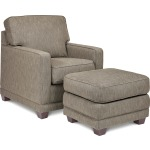 Kennedy Chair & Ottoman