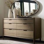 AD Modern Classics Hamden Six Drawer Dresser