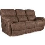 Trouper La-Z-Time® Full Reclining Sofa