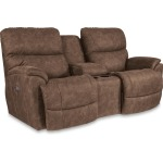 TROUPER POWER RECLINING LOVESEAT