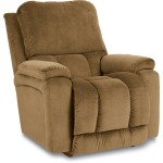 Greyson Power Rocking Recliner w/Headrest & Lumbar