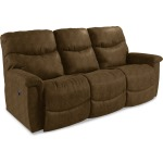 James La-Z-Time Full Reclining Sofa