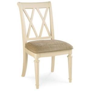 Camden Buttermilk Splat Side Chair