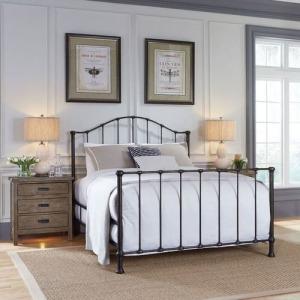 Foundry Garden Queen Bed